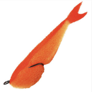 Acoustic Baits Поролонка Fat Fluo 9 см Orange/Red купить по низкой цене
